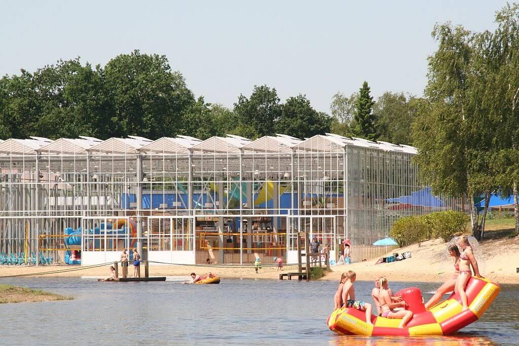 Camping in Holland auf einem Komfortplatz! - Camping in Holland