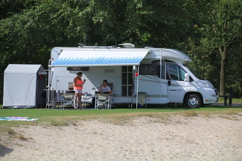Campingurlaub an der Deutsch-Niederländischen Grenze - Campingurlaub an der deutsch-niederländischen Grenze