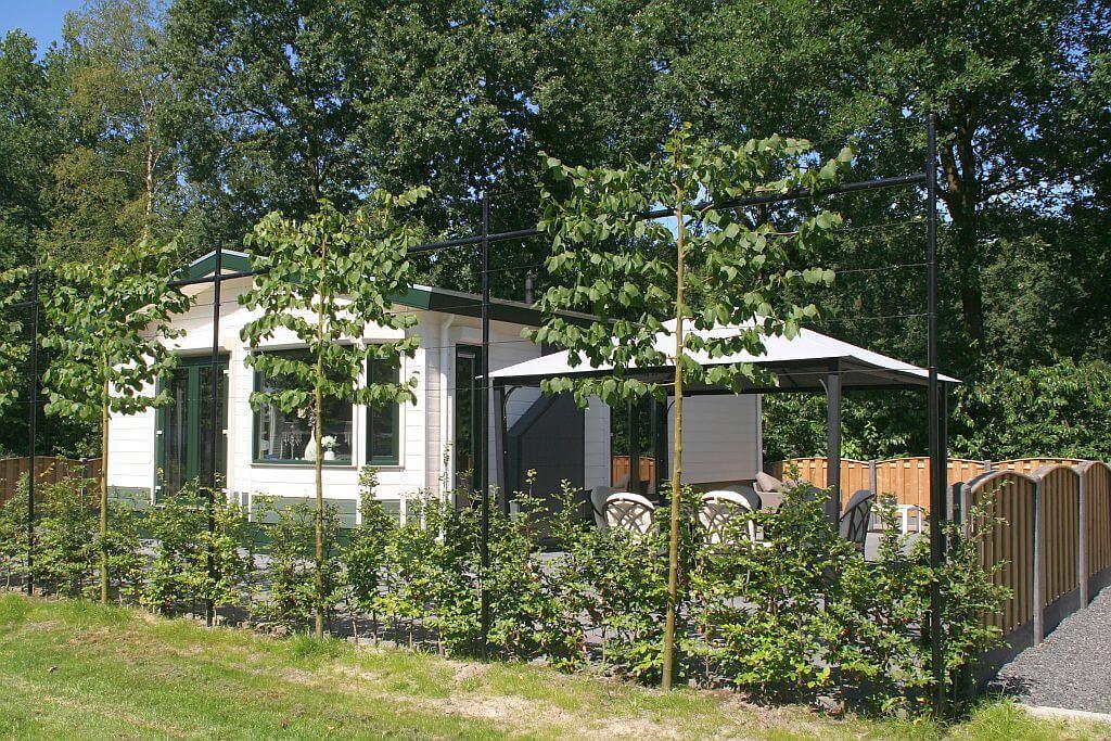 Stellplätze für Dauercamper mit Mobilheim oder Wohnwagen. - Dauercamper