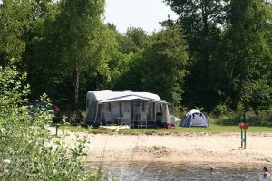Familiencampingplätz in Holland