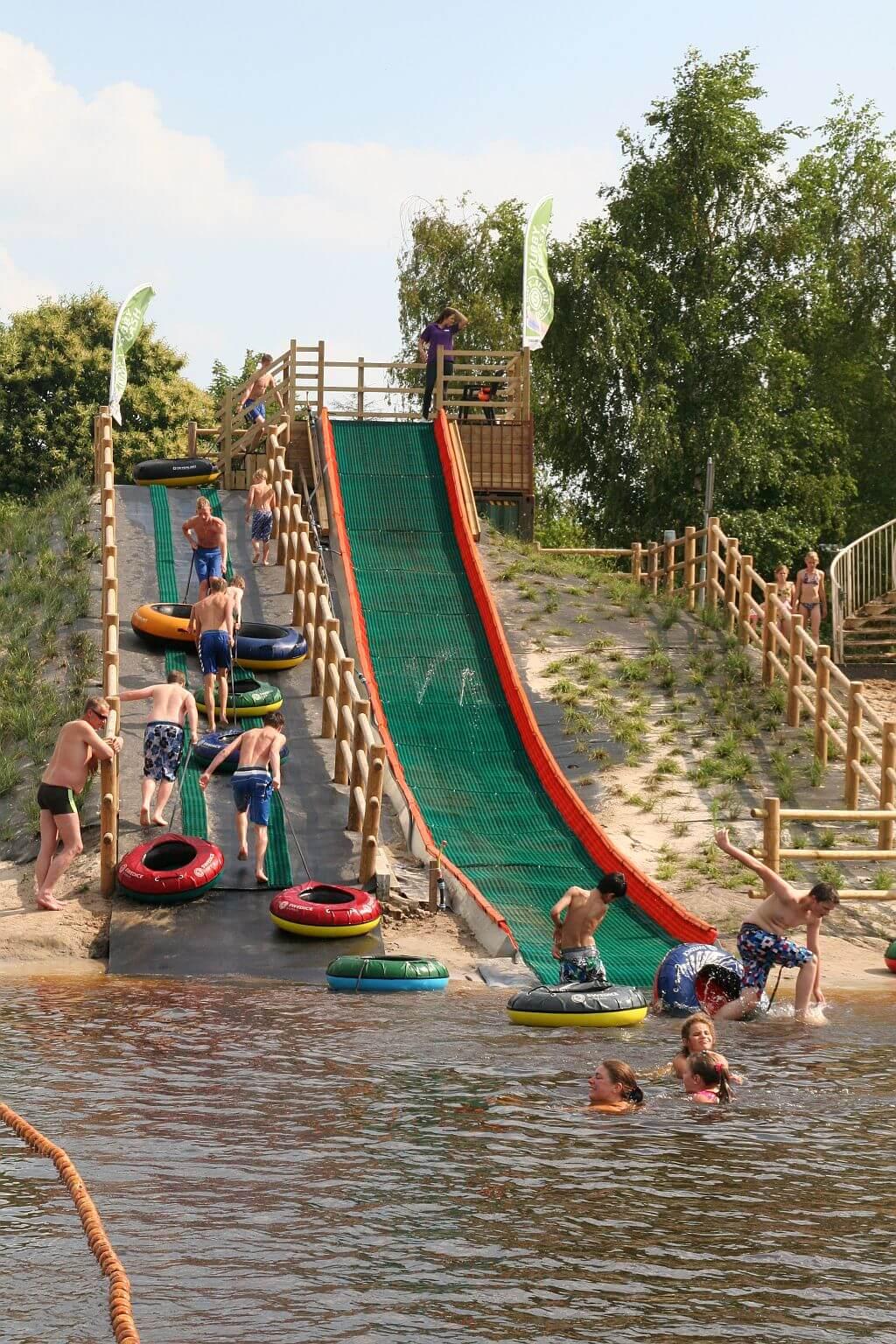 5 Sterne Familiencampingplätz in Hardenberg Overijssel - Familiencampingplätz in Holland