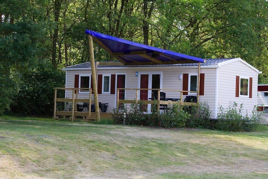 5 Sterne Ferienpark in Overijssel mit großen Badesee. - Ferienpark Overijssel