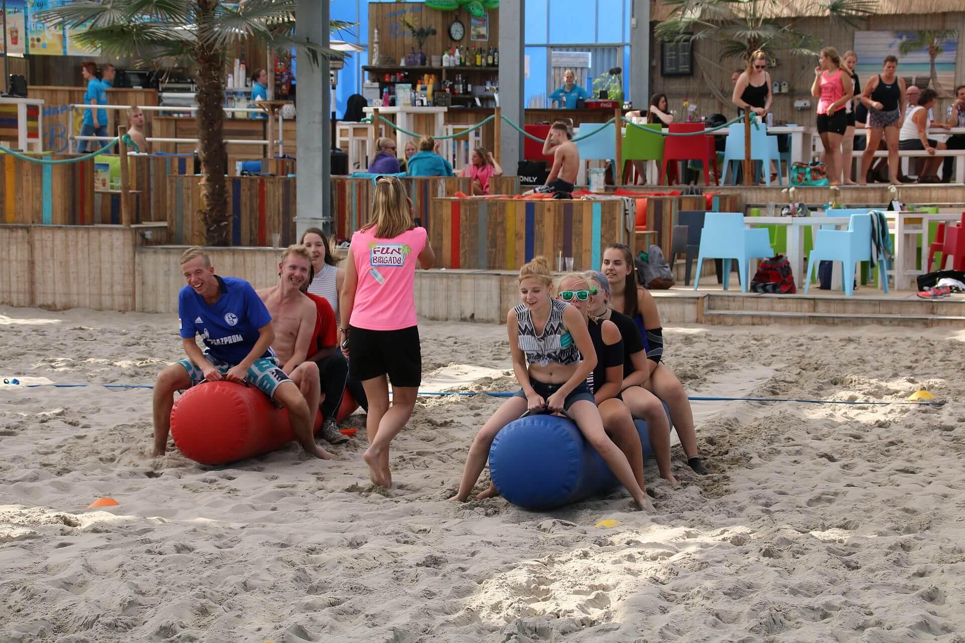 Freizeitaktivitäten für Jugendliche auf 5 Sterne Campingplatz - Freizeitaktivitäten für Jugendliche