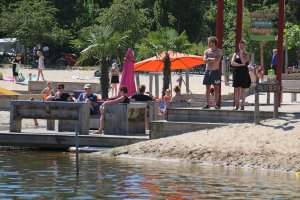 Strandurlaub in den Niederlanden