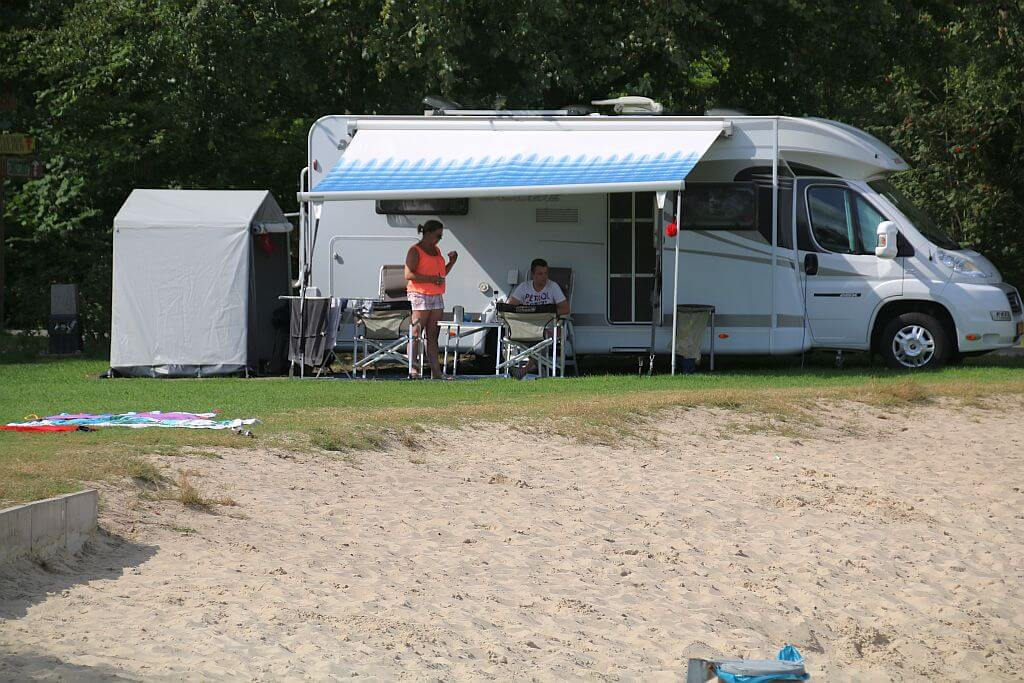 Familiencamping im Vechtetal an der deutsch-niederländischen Grenze - Familiencampingplatz im Vechtetal