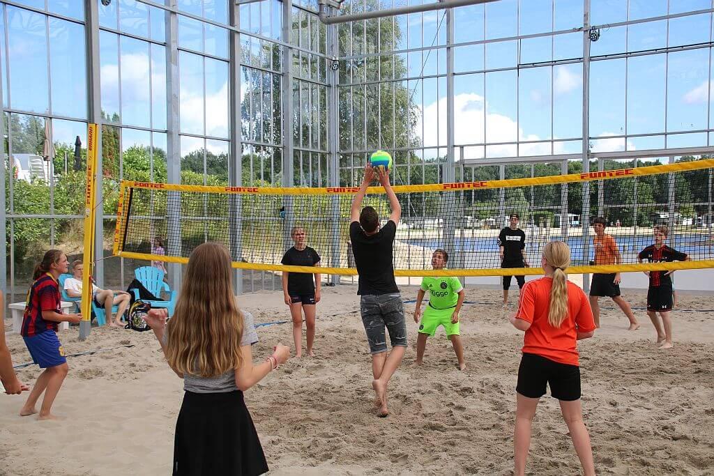 Außergewöhnlichen Urlaub mit Indoor-Strand in Overijssel. - Indoor-strand