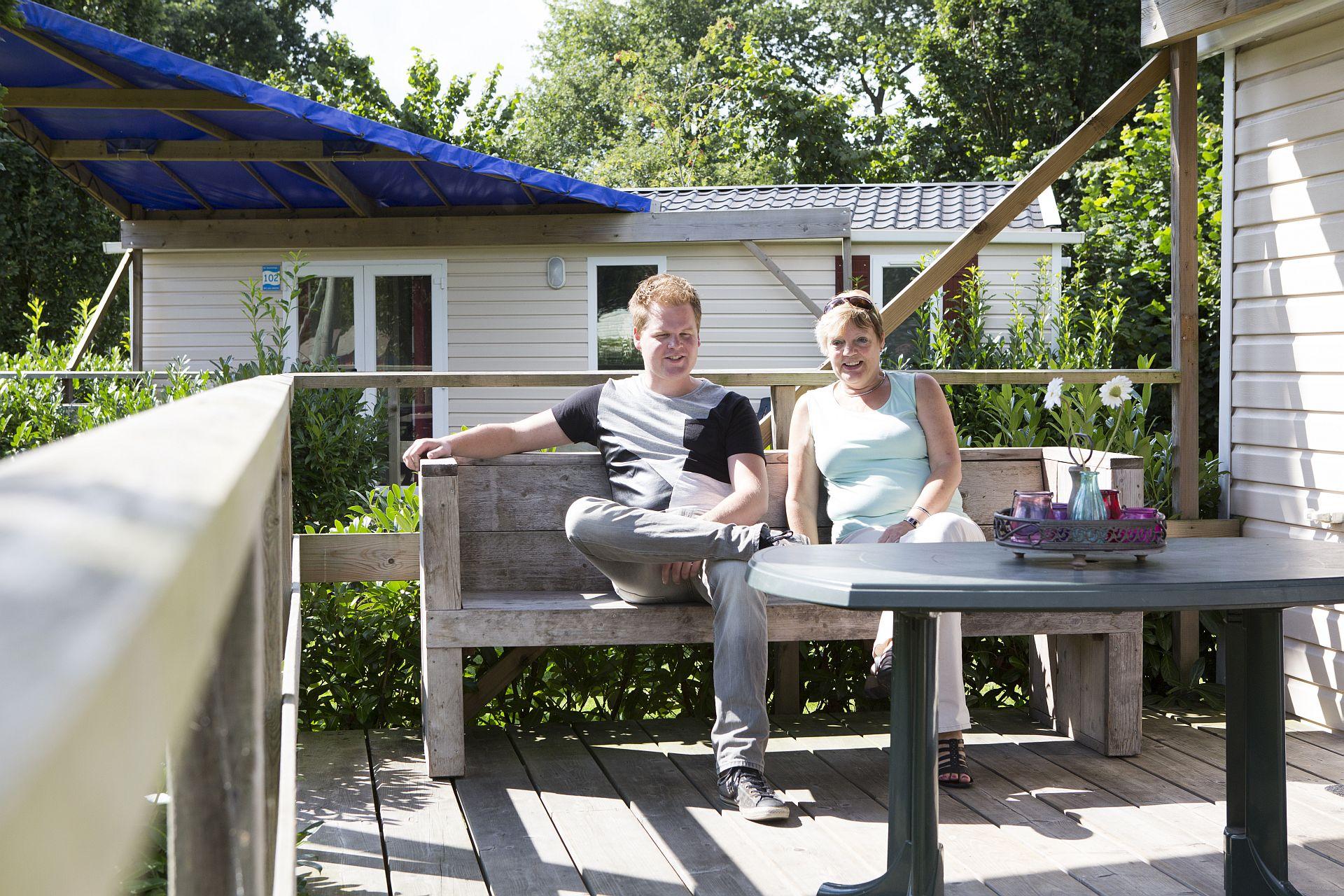 Himmelfahrt-Arrangement auf Ferienpark Het Stoetenslagh. -