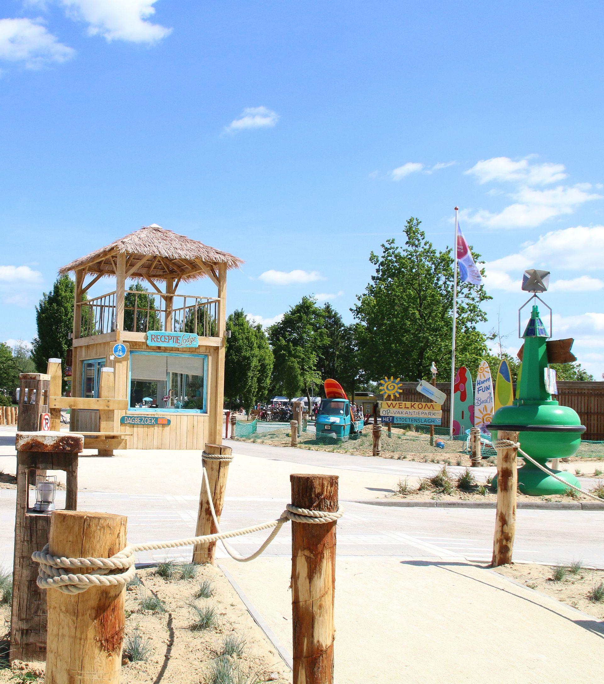 Urlaub in Hardenberg auf 5-Sterne-Campingplatz Capfun het Stoetenslagh - Urlaub in Hardenberg