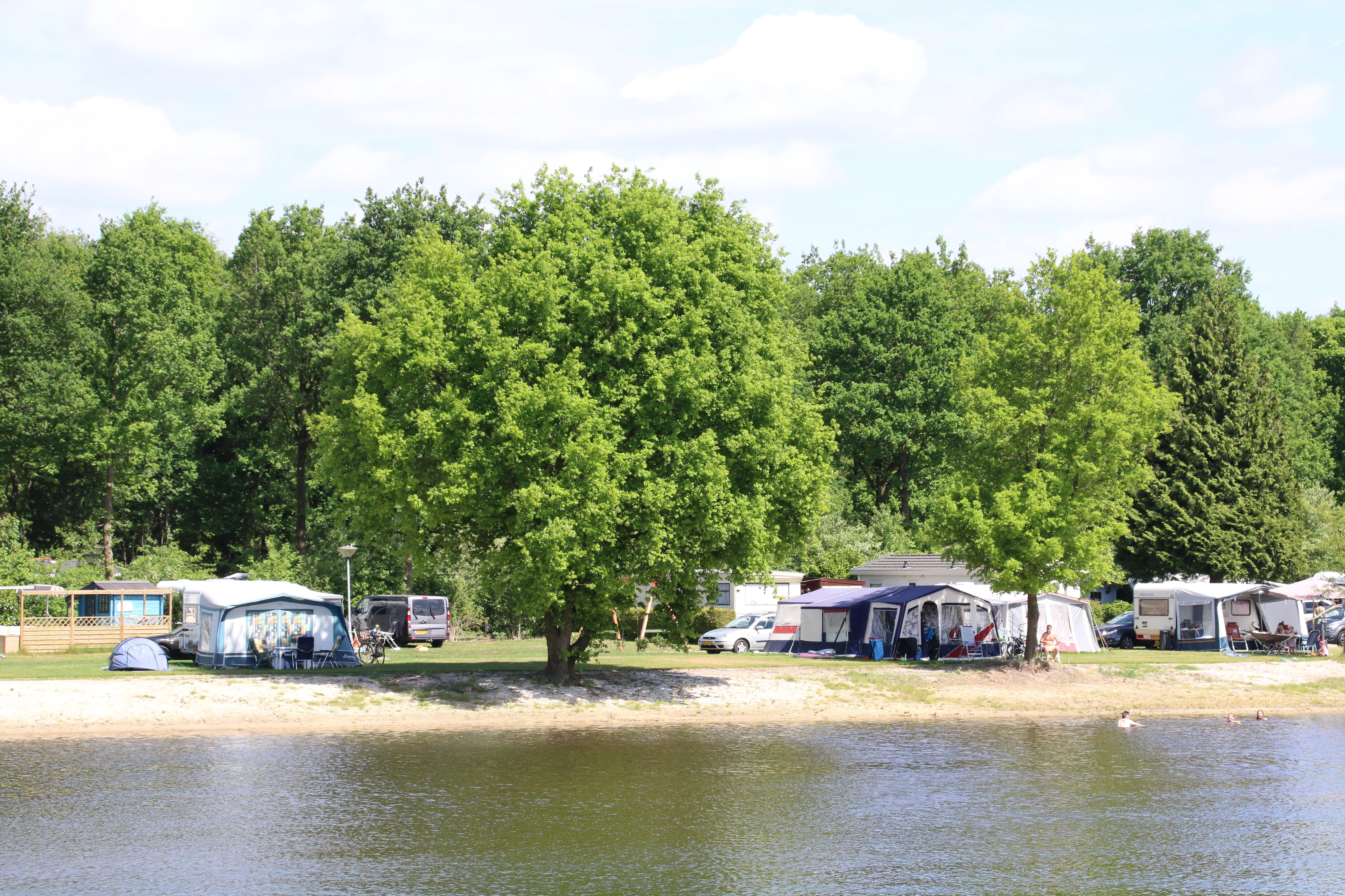 5 Sterne Campingplatz in Hardenberg Het Stoetenslagh -