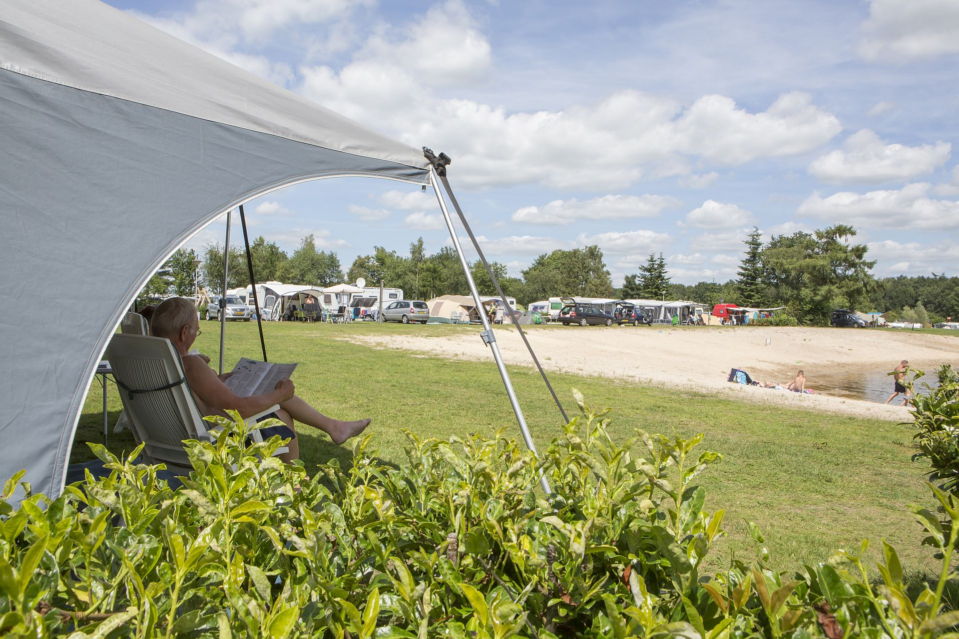 Campingplatz Overijssel 5 Sterne Einrichtungen. -