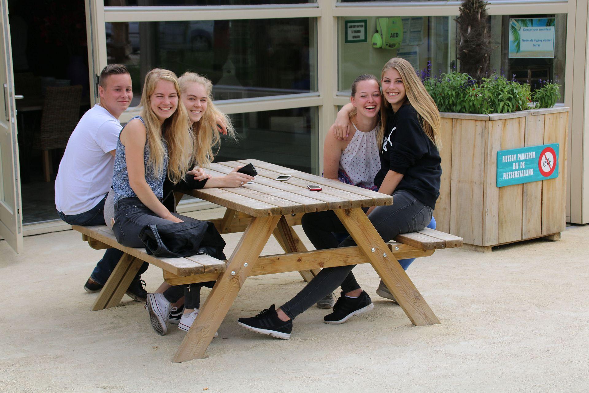 Urlaub mit Jugendlichen auf Ferienpark Capfun het Stoetenslagh -