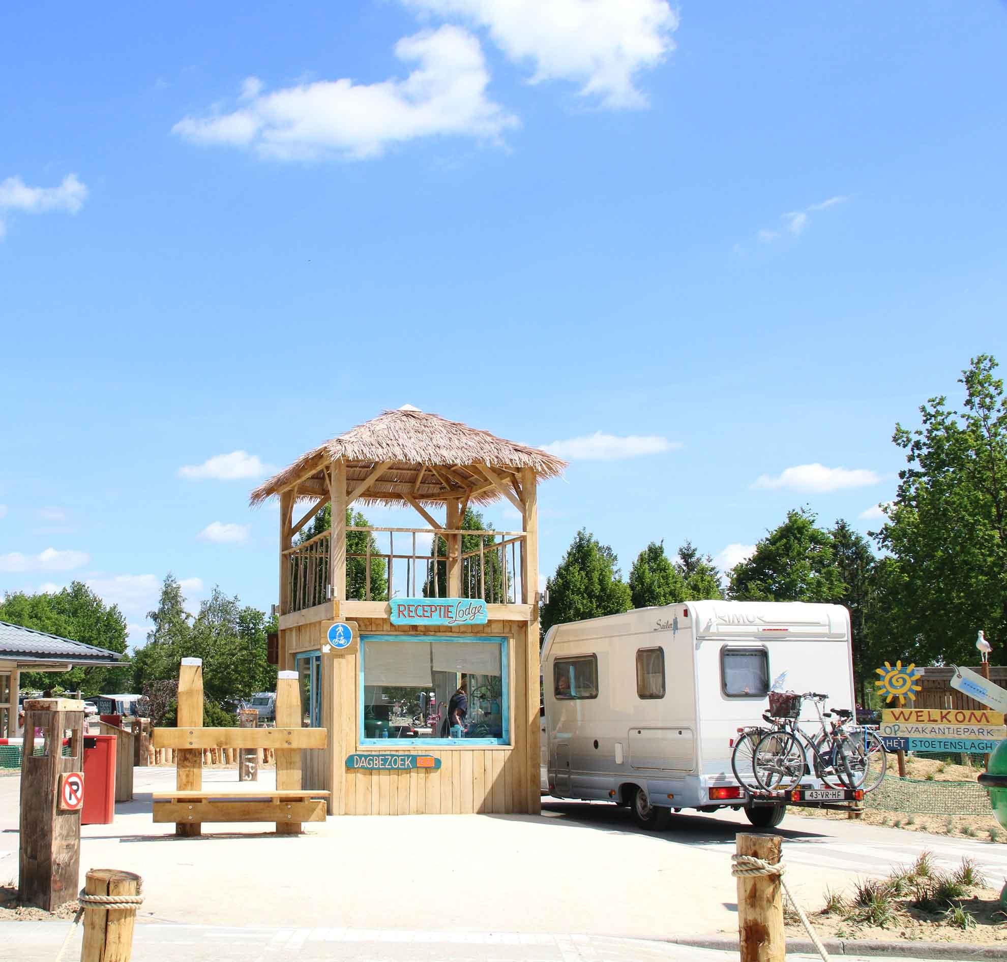 Camping-Stellplatz in Holland für die Vorsaison - Stellplatz Vorsaison
