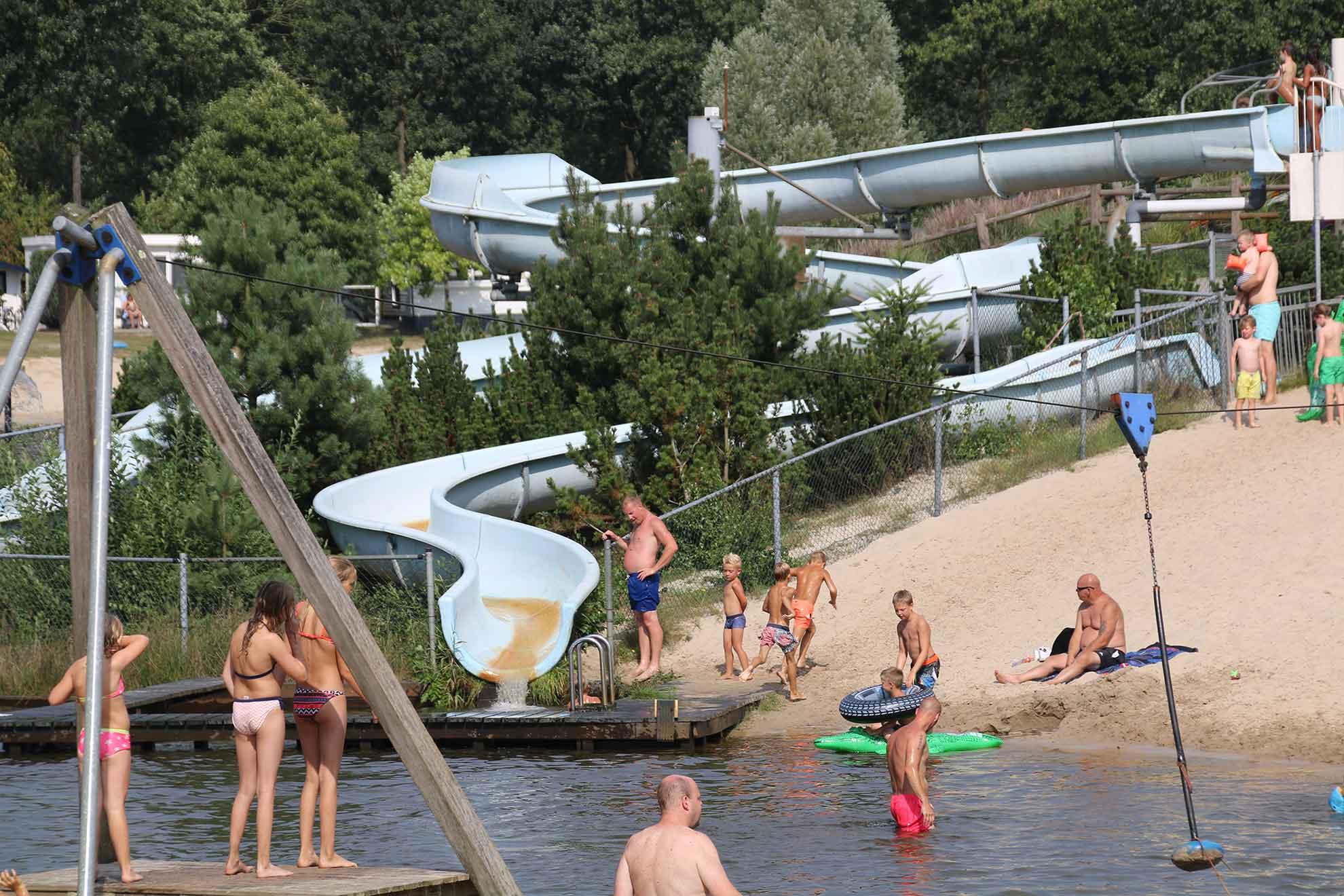 Mobilheime mieten in Overijssel auf 5 Sterne Ferienpark - Mobilheime mieten in Overijssel