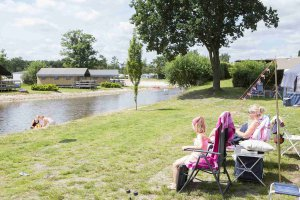 Familiencampingplatz in Holland
