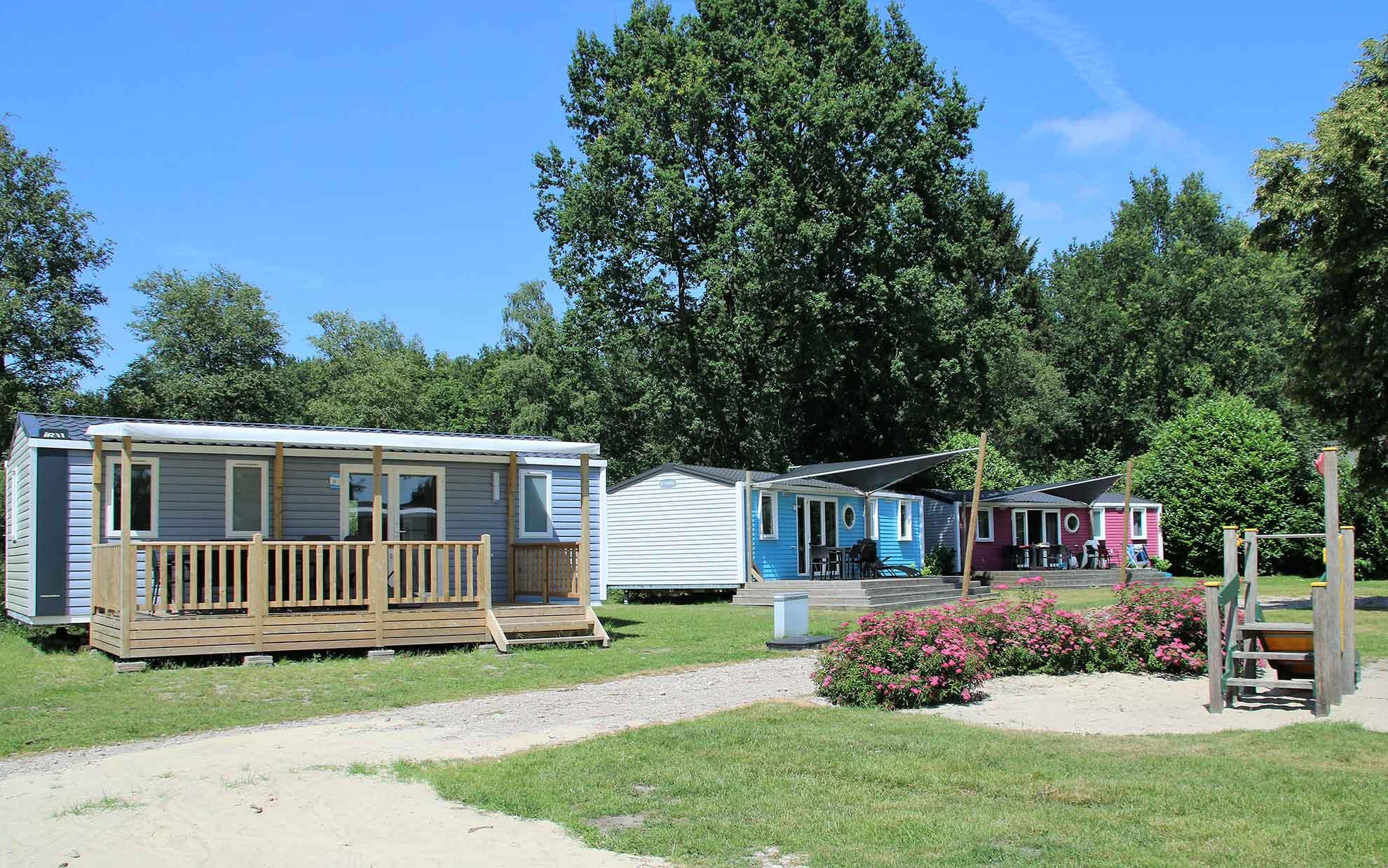 Familiencampingplatz im Vechtetal an der Deutsch-Niederländischen Grenze - Familiencampingplatz im Vechtetal