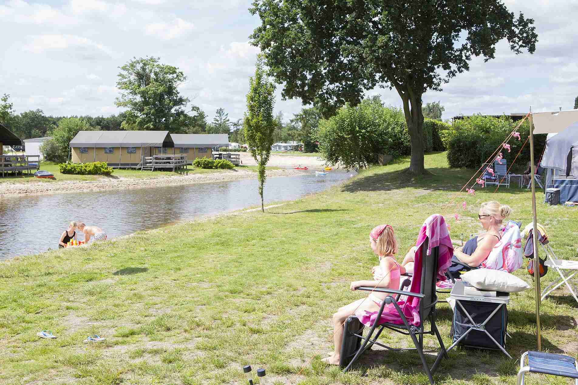 5-Sterne Familiencampingplatz in Holland - Familiencampingplatz in Holland