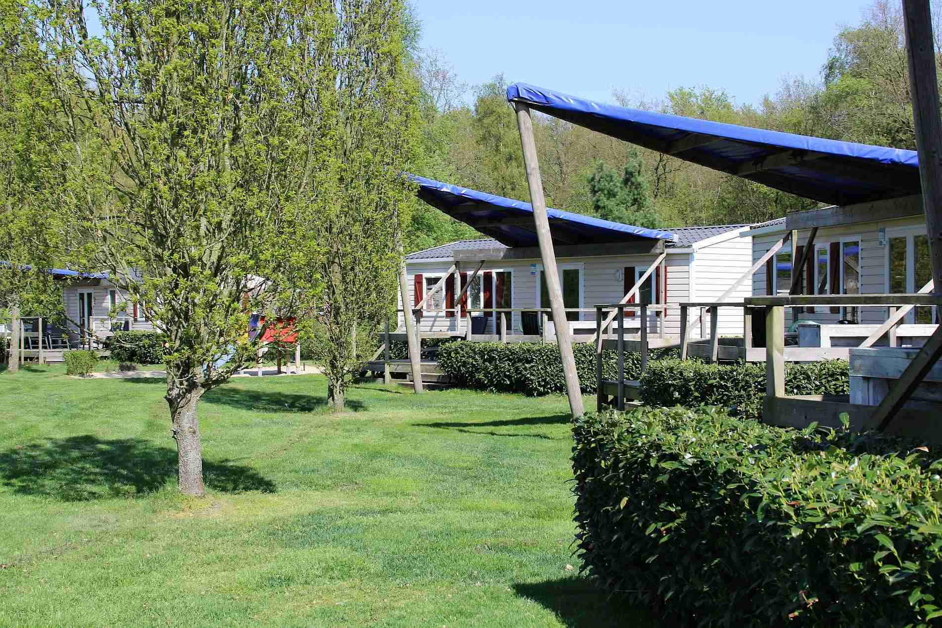 Himmelfahrt-Arrangement auf Fünf-Sterne-Campingplatz - Himmelfahrt-Arrangement in Overijssel