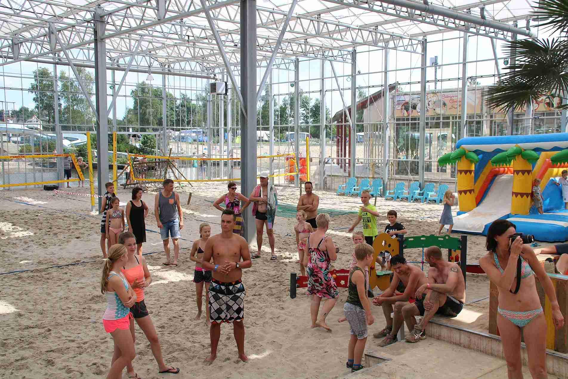 Außergewöhnlicher Urlaub mit Indoor-Strand in Holland - Holland ein Indoor-Strand