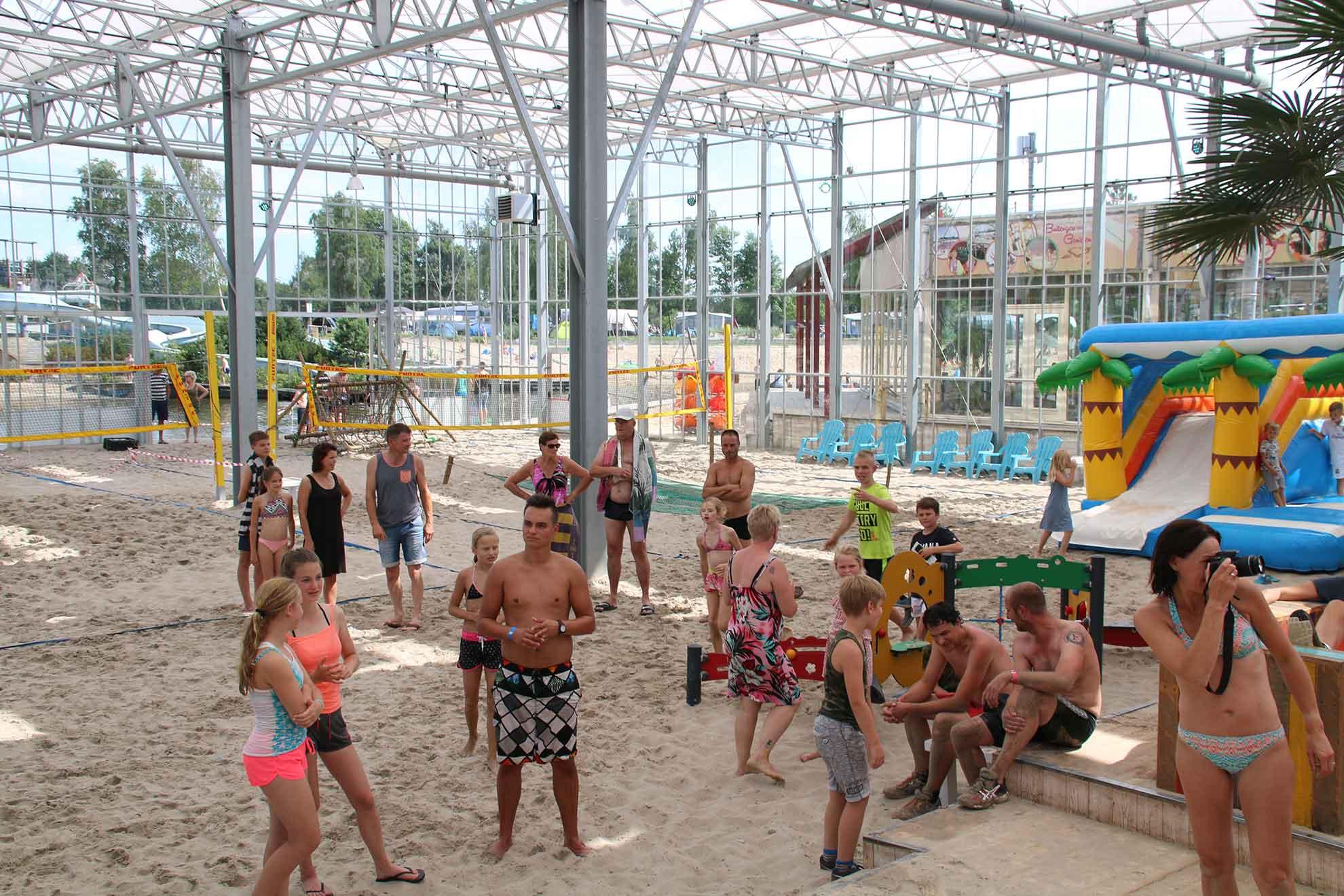 Kurzurlaub Fronleichnam auf Ferienpark Het Stoetenslagh - Kurzurlaub Fronleichnam