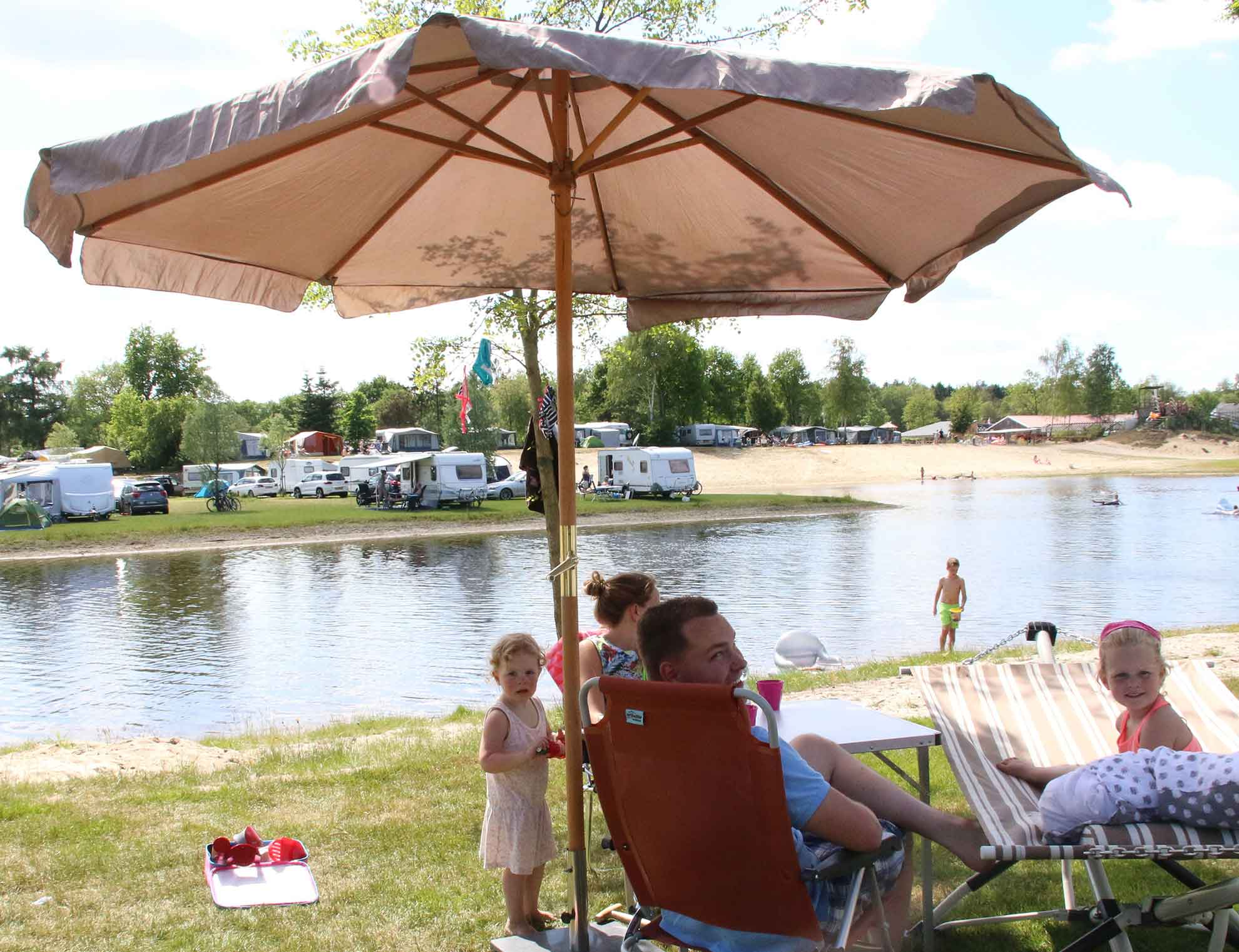 Kurzurlaub Fronleichnam auf Ferienpark Het Stoetenslagh - Kurzurlaub Fronleichnam in Holland