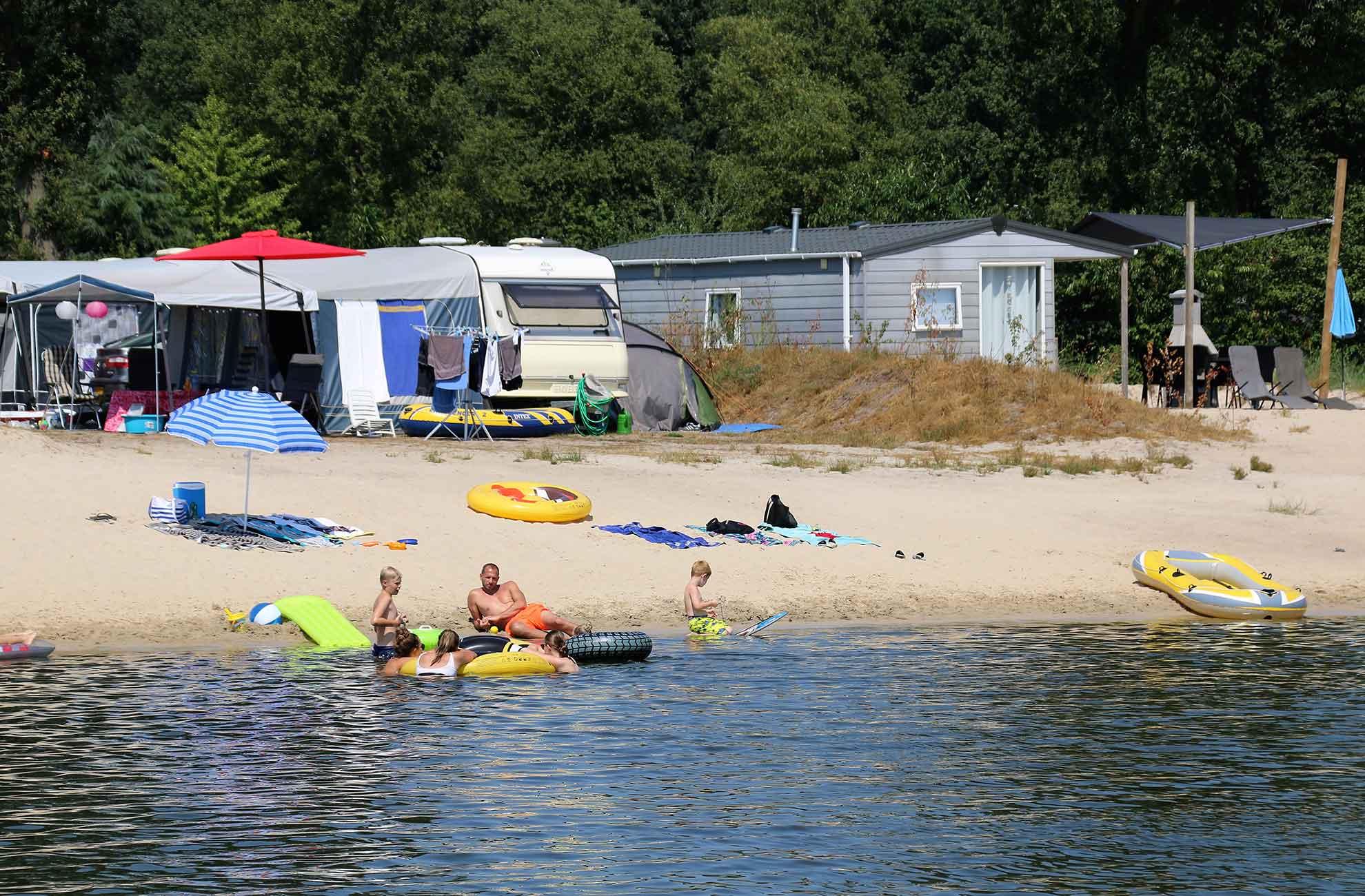 Strandurlaub an der Deutsch-Niederländischen Grenze - Strand urlaub