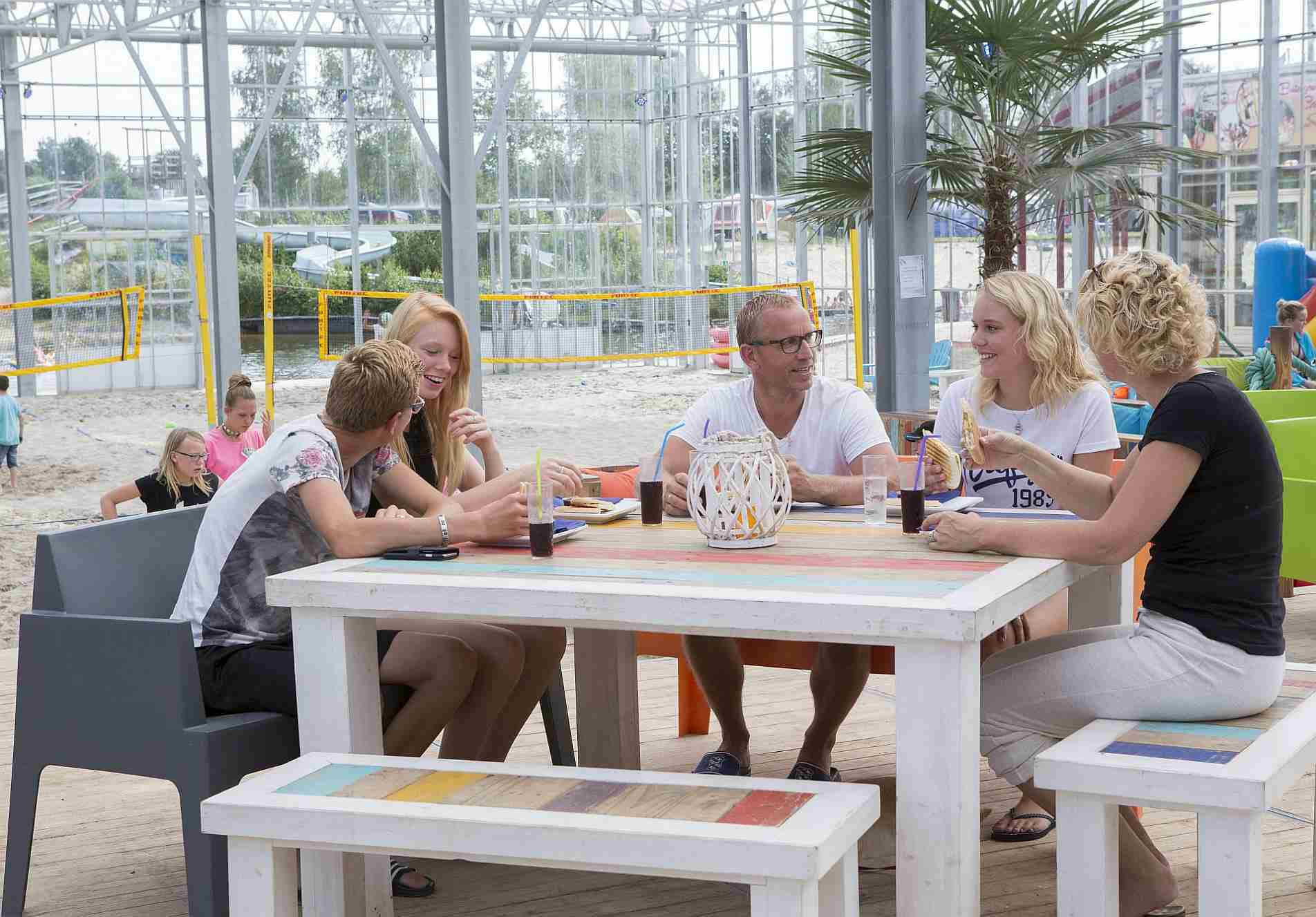 Strandurlaub an der Deutsch-Niederländischen Grenze - ein Strandurlaub