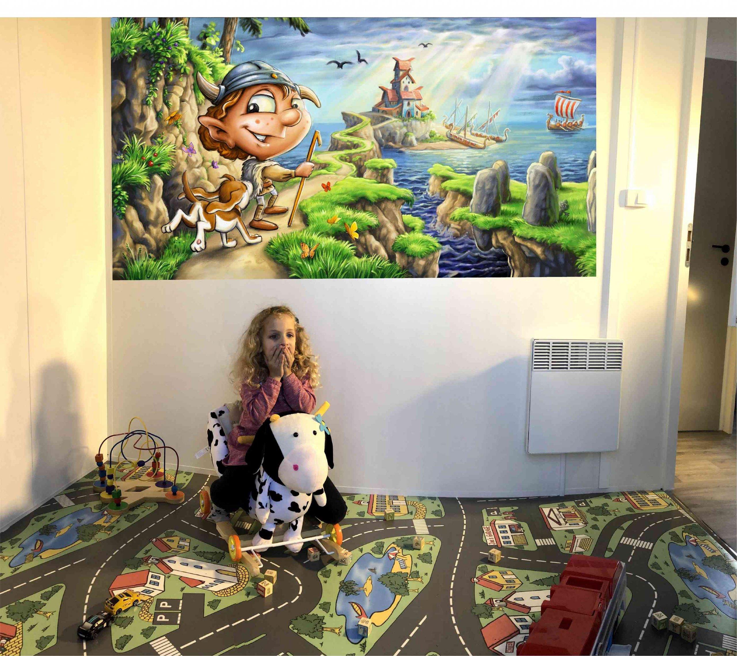 Kids Mobilheim 5 Personen, für Familien mit kleinen Kindern! - Kids Mobilheim 5 Personen