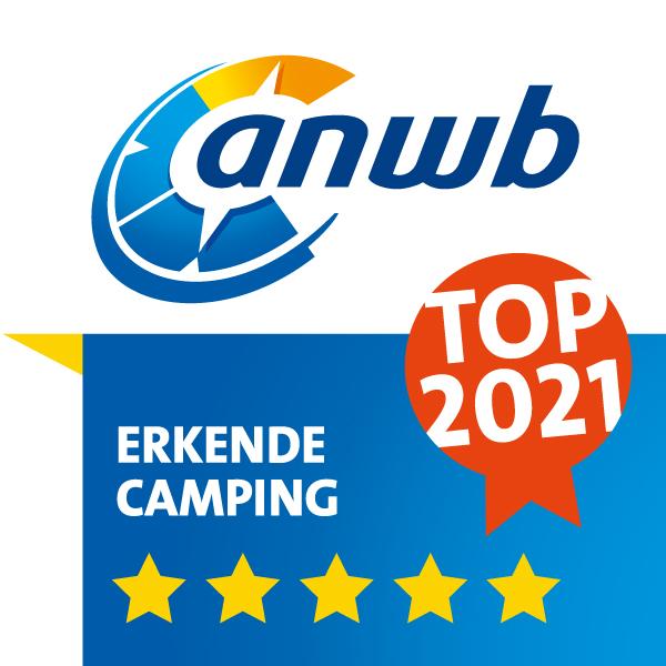 Campingplatz am Wasser in Holland -